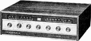 RADIO -TV EXPERIMENTER D4 CHECK HEATH -KIT AR -13A All- Transistor Stereo Receiver What are the features you'd be likely to find in a deluxe stereo receiver?