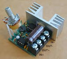 Instructions for Building the Pulsed Width Modulation Circuit MC-12 (DC Motor Controller or PWM) From Electronic Light Inc. (revised kit 5/08) Using this circuit for a pulsed DC current to your cell.