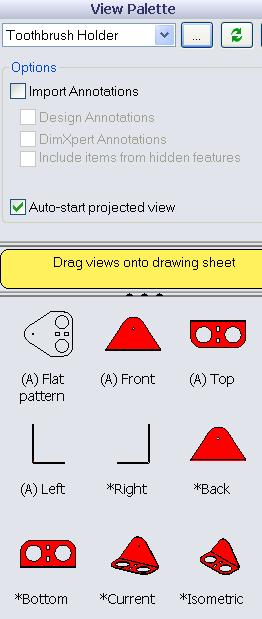 The DCG Templates will only be displayed here if they have been saved following the instructions outlined in the Creating Drawings CAD resource exercise Drawing Template This template creates an A4
