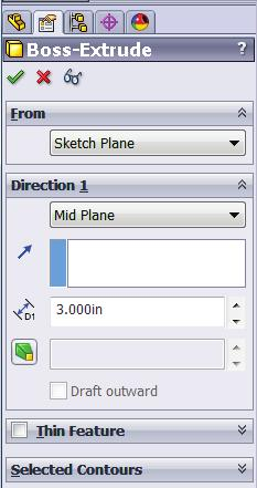 1. Starting with the base sketch: - Select the Front plane and open a new sketch.