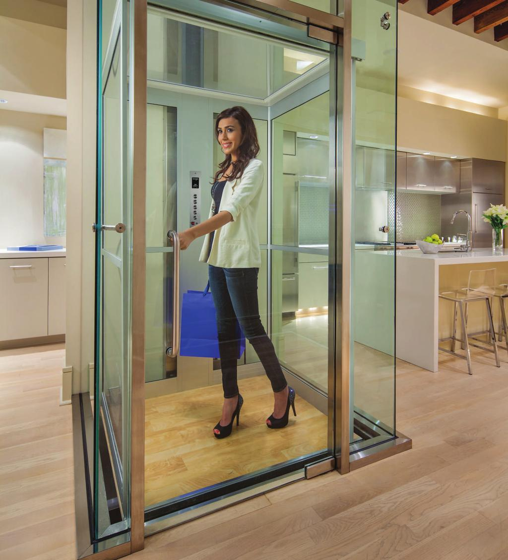 INCLINATOR ELEVETTE HOME ELEVATORS From