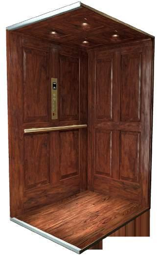 Gate or door openings on 1 or 2 sides Nearly all wood species available Stained or painted