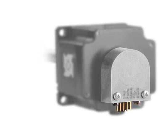 HAYD: 0 756 7 Hybrid Stepper Motor Options: Encoders Encoders designed for all sizes of hybrid linear actuators 57 mm 57000 Series All Haydon hybrid linear actuators are available with specifically