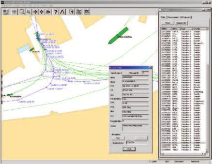 Base Station AIS AtoNs SAR aircraft TrAN Viewer data can be obtained from the following sources: AIS receiver AIS Network AIS transponder Transas AIS Network Database Server AIS Base Station photo by