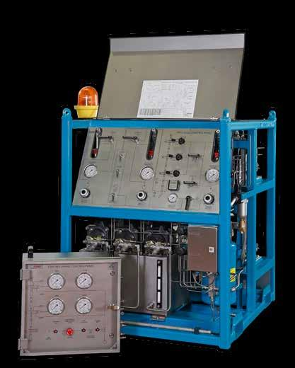 Our services for Customized Control Systems: Customized Control Systems