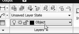 Click on the New icon to create new layers. 3.
