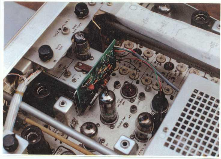 "RITEK RIT for Collins KWM-2/2A 10/01/2002 The RITEK RIT (receiver incremental tuning) control was developed for KWM-2/2A in 1992 to ""clarify"" received signals differing from the transmit frequency"