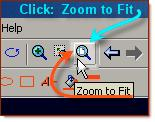 Click on Line in the Sketch Icons, Start the line at the