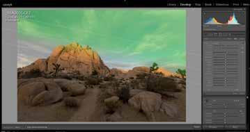 Graduated Filter (M) Radial Filter (Shift M) Adjustment Brush (K) Filter coverage - in green Filters are the functional equivalent of layers in Photoshop.