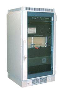Base Stations C.N.S. Systems carries a complete range of Ground Stations. The base line offer, the VDL M/GS I, is intended for local applications in a Port or at a VTS station.