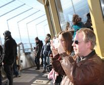 Space Needle Pike Place Market Food Tour Ride the Ducks Tour Smartphones with unlimited data!