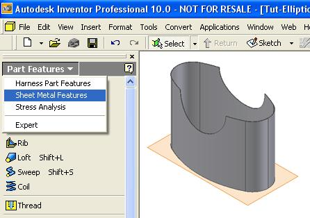 Inventor (10) Module 1H: 1H- 24 rendering by selecting a