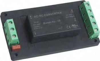 SCREW TERMINAL AKC-A2 4 NO CONNECT NO CONNECT -DC OUT 6 NO CONNECT