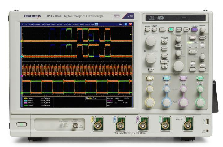 Datasheet Tektronix Mid-range Oscilloscopes Need more performance or have other application needs? Consider the MDO/MSO/DPO4000 series or the DPO7000 series.