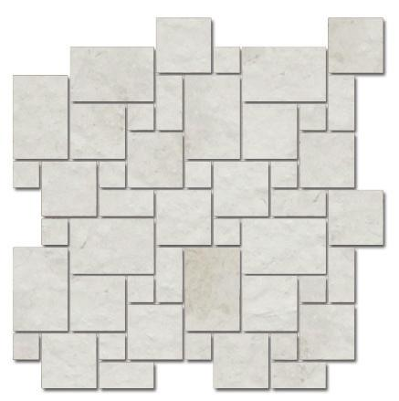 Antique Brushed Travertine &