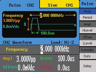 Modulate your waveforms with AM, DSB-AM, FM, PM, ASK, FSK, and PWM modulation schemes.