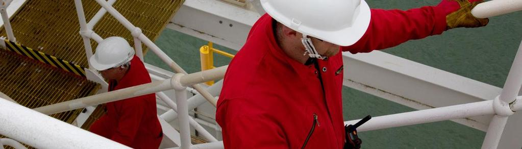 GAS SENSORS Body-worn gas sensors can be linked to the radio to automatically alert control and the worker to