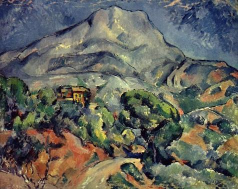 Paul Cezanne (say ZAHN) was born in France. His father was a wealthy banker and he wanted his son to become a banker.