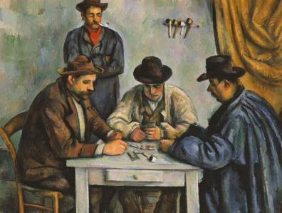 Cezanne was a versatile artist. He painted many different subjects in multiple styles.