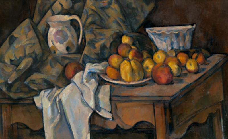It was this aspect of Cézanne's analytical, time-based practice