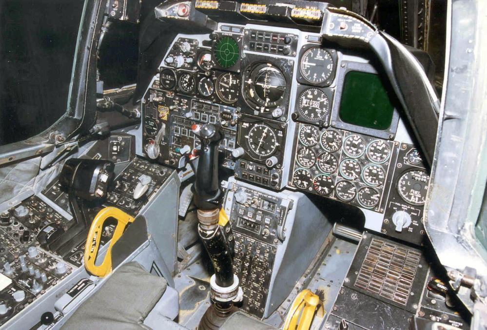 Figure 7. A-10A Cockpit A-10 Missions In the 30+ years of operational service, the A-10 mission has continued to evolve to meet ever-changing mission requirement and battlefield complexities.