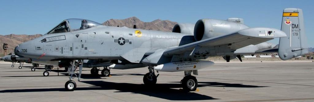 Davis Monthan AFB, Arizona, Tailcode DM Figure 21.