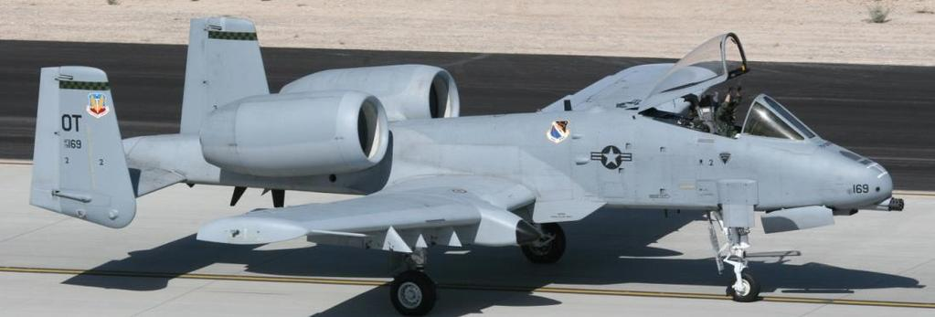 Consisting of 144 A-10s, the A-10 deployment contributed 16.5% of total coalition sorties during ODS.