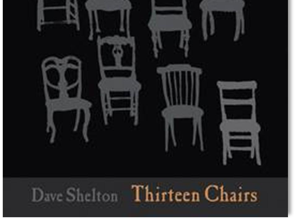 Jack, the main character, breaks into a house rumoured to be haunted; he comes face to face with 12 people, each sitting on a chair. There is one chair free. Jack sits on it and the stories begin.