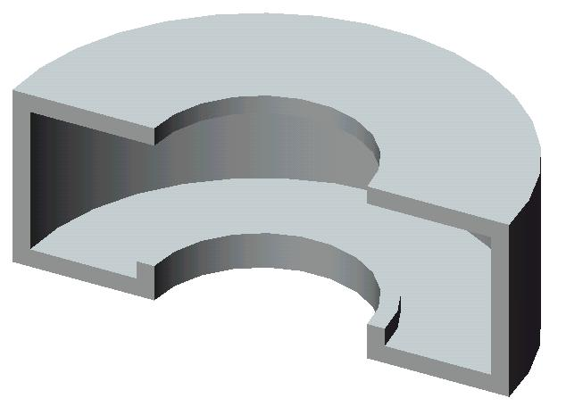4-26 SolidWorks for Designers Tip. You can dynamically specify the angle in a revolve feature by dragging the direction arrows.