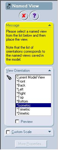 12-10 SolidWorks for Designers selecting the part, and the select cursor is replaced by the part selection cursor. Select the part or the assembly from the document window.
