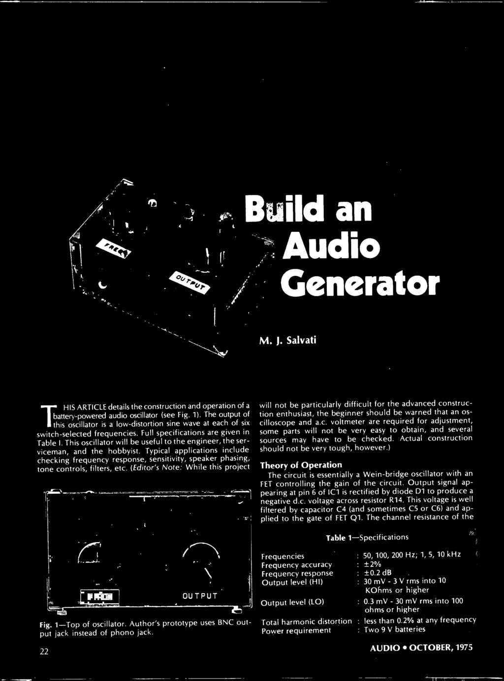 The Most Extraordinary Cassette Deck Value Ever Offered Full An Automatic Cutoff Circuit For Robbe Infinity Charger Rc Actual Construction Should Not Be Very Tough However Heory Of Operation He