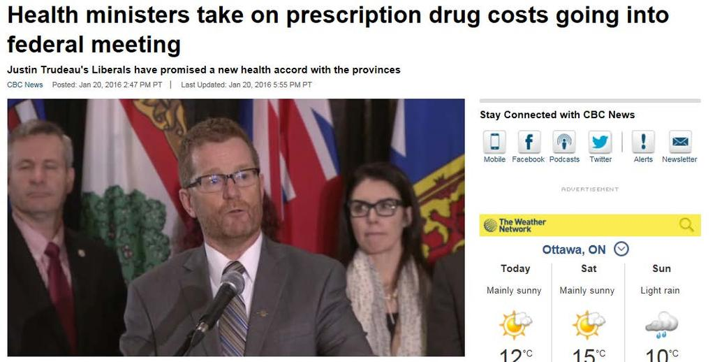 FPT priorities Priorities A Liberal government s priorities for a new Health Accord will