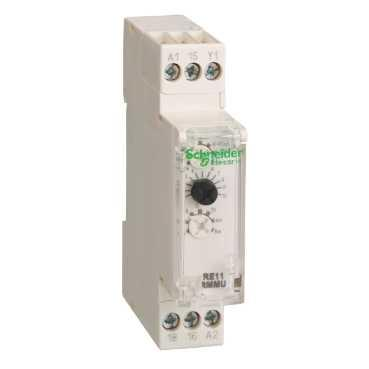Product data sheet Characteristics RE11RMMU time delay relay 10 functions - 1 s..100 h - 24.