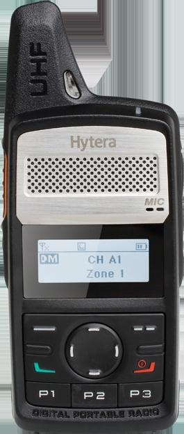 Hytera DMR Products General Pocket-sized Business Digital Radio--PD3 series Biggest Portfolio Manufacturer with Complete Product Series Smooth