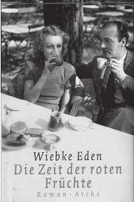 Wiebke Eden Wiebke Eden, born in 1969, lives and works as a journalist in Berlin. She was inalist at the Open Mike in Berlin which is Germany s most important young author s competition.