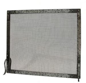 Small 26 (660 mm) W x 24 (609 mm) H Large 30 (762 mm) W x 24 (609 mm) H Mayfair Fire Screen A
