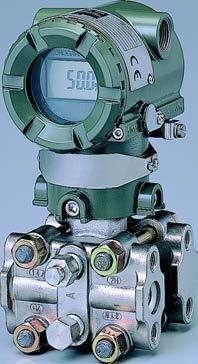 General Specifications Model EJ430 Gauge Pressure Transmitter GS 01C21E01-00E The high performance gauge transmitter model EJ430 can be used to measure liquid, gas, or steam.