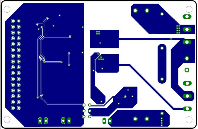 PCB-layers and the component placement view.