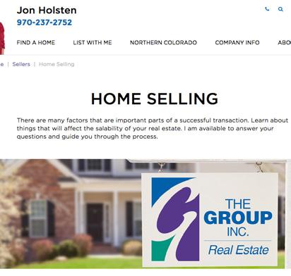 MARKETING YOUR HOME HolstenRealEstate.