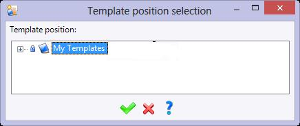 Exercise 15: Creating document templates TopSolid Design Basics Declaring the new project template Right-click on the project name My MISSLER Template and select Others > Add to Templates.