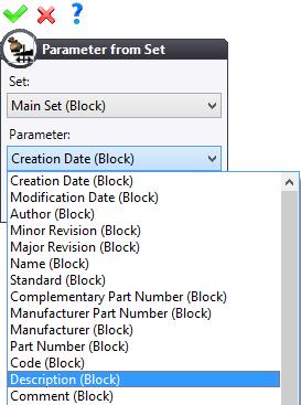TopSolid Design Basics Exercise 15: Creating document templates The title block should contain