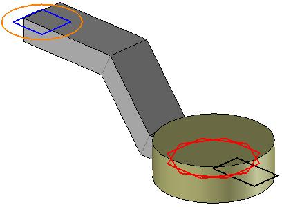 TopSolid Design Basics Exercise 7: The key Creating the shape In the Surface tab,