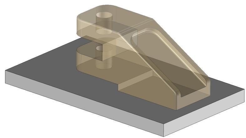 Exercise 13: The puncher TopSolid Design Basics Extrude the sketch to 10mm and click on to confirm.