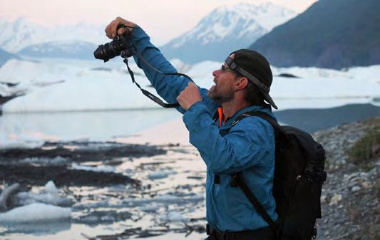 About The Author Dan Bailey has been a full time adventure, outdoor and travel photographer since 1996.