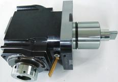 Ø270 Radial Face Milling Tool Holder Tool Clamping 6000rpm max turning