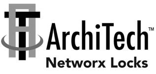 ArchiTech by Networx FOR MORTISE LOCKS USING SURFACE-MOUNTED NETWORX CONTROL UNITS MOUNTING AND INSTALLATION INSTRUCTIONS NAPCO Security Technologies, Inc.