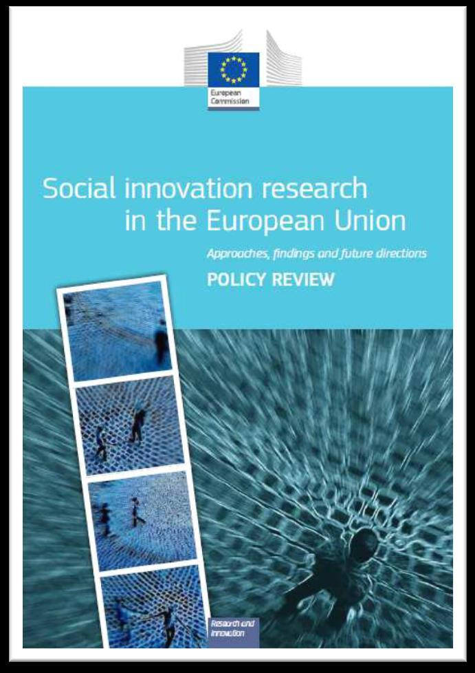 Although social innovations pop up in many areas and policies and in many disguises, and social innovation is researched from a number of theoretical and methodological angles, the conditions under