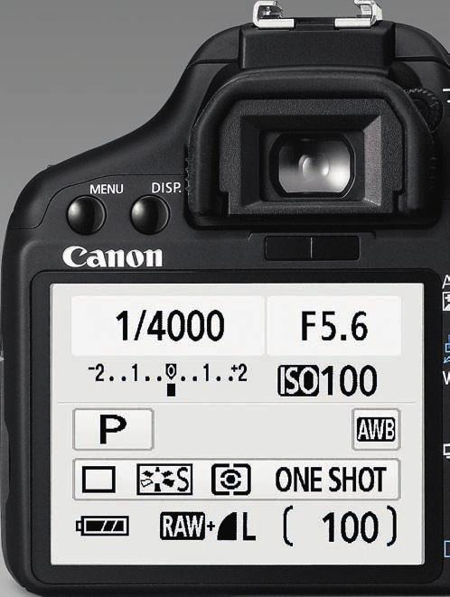 Setting up your DSLR When you buy a new DSLR, it s only natural that you ll want to get out and start taking pictures, but take a few minutes to run through some basic checks before you begin and you