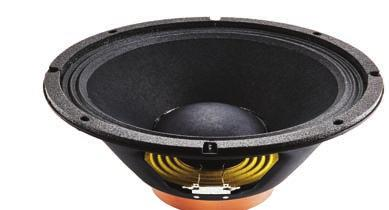 NEW 2 WATTS New for 18, the Neo 2 Copperback is a speaker of exceptional purity and musicality, deploying a lightweight neodymium magnet to deliver 2-watts power handling from a driver weighing just