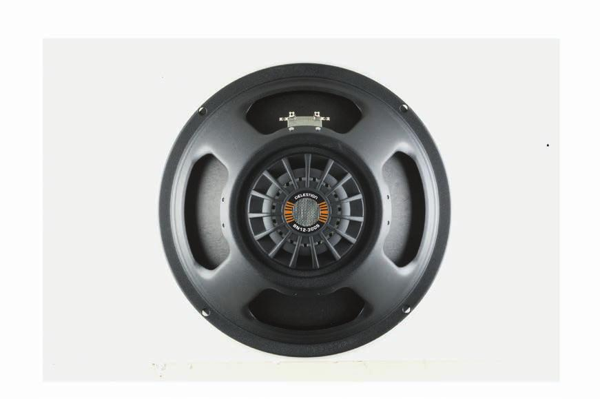 "BASS SPEAKERS With a choice of 10"", 12"" and 15"" chassis sizes, impedances and magnet types, the Celestion Bass Speaker range provides amp builders and players looking to upgrade their rigs with a"